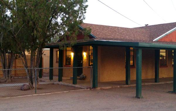 Photo House with rented Guest House (Tucson)