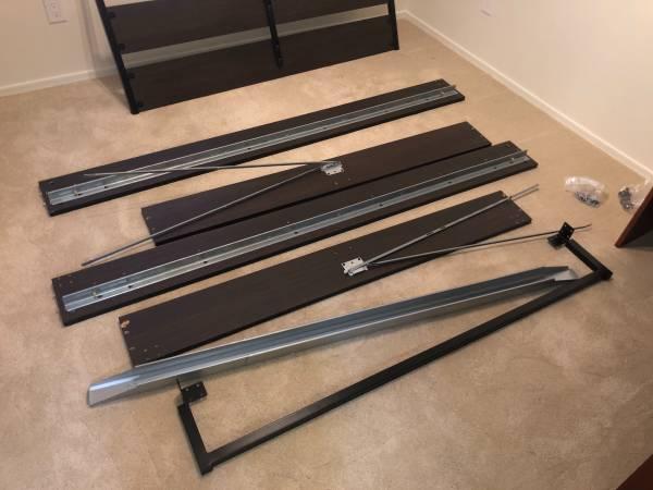 Photo IKEA Queen Bed (Tucson)