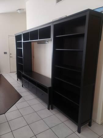 Photo Ikea Hemnes 80quot TV Entertainment center 143quot Long - $820 (Eastside)