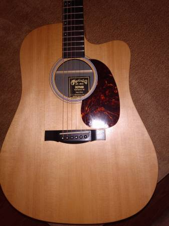 Photo Martin DCPA5K Acoustic Electric Guitar - $500 (Green Valley)