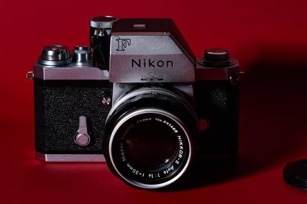 Photo Nikon F w 50mm f1.4 - $175 (Downtown)