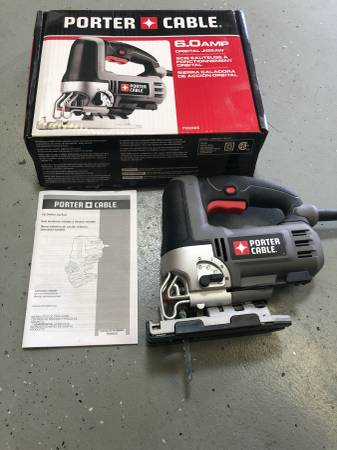 Photo Porter Cable Jig Saw - $50 (Tucson)