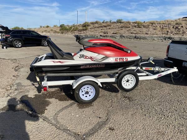 Photo Sea Doo Jet Ski with trailer - $4,650 (Buckeye)