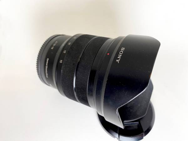 Photo Sony E 10-18mm F4 OSS Lens - $600 (Continential Reserver)