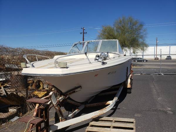 Photo TWIN ENGINE OUT BOARD - $1,500 (TUCSON)