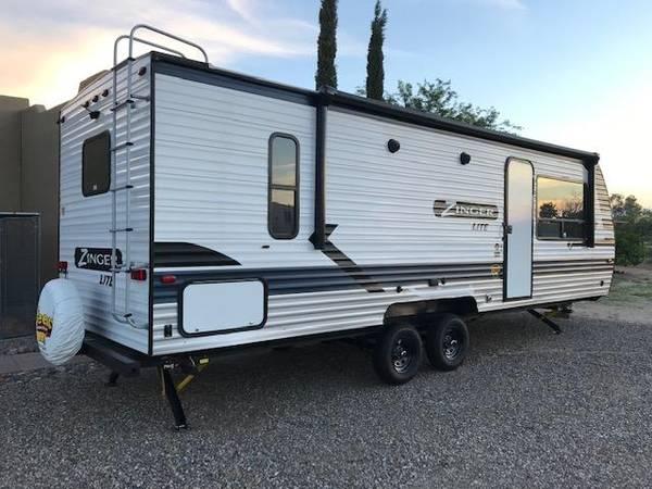 Photo Travel Trailer-Zinger Lite - $26,000 (Tucson)