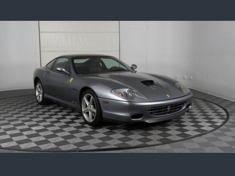 Photo Used 2004 Ferrari 575M Maranello  for sale
