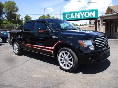 Photo Used 2011 Ford F150 SuperCrew Harley-Davidson for sale