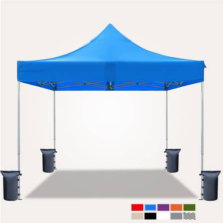 Photo VICTAL 1039 x 1039 Pop-up Canopy with Straight Legs - $80 (Tucson)