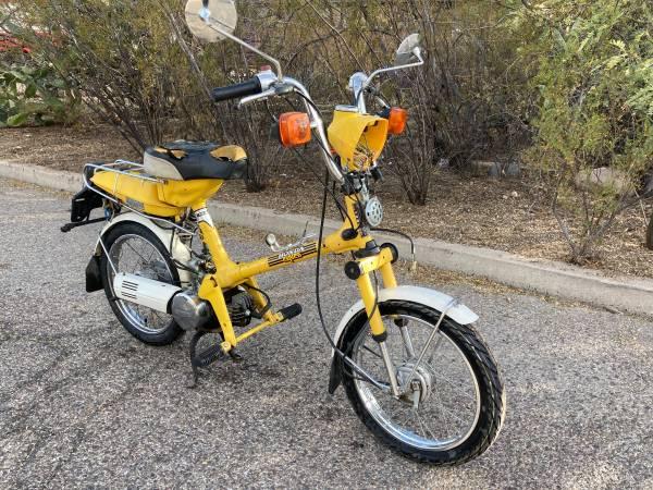 Photo Vintage 1980 Honda NC50 Express - Project or Parts Bike - $250 (U of A)
