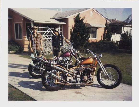 Photo WANTED - Vintage Harley Davidsons  Parts Flathead Panhead Shovelhead - $1 (U of A)