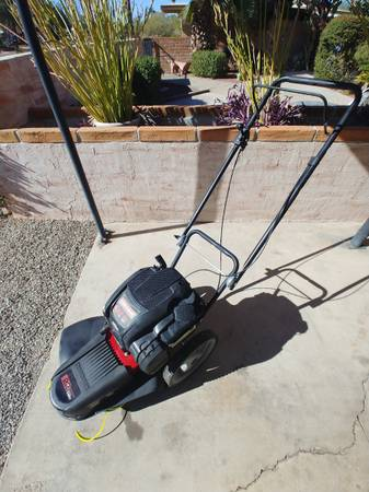 Photo Walk-Behind Gas String Trimmer-Excellent - $225 (Tucson East)