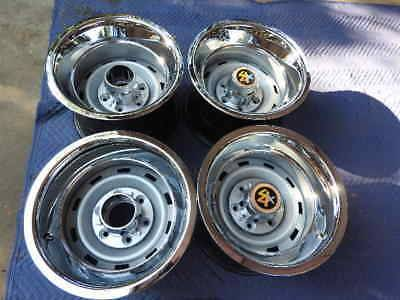 Photo Wanted 6 Lug Chevy Rally Wheels (NW)