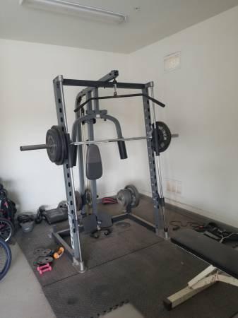 Photo Weider c840 home gym - $400 (Marana)