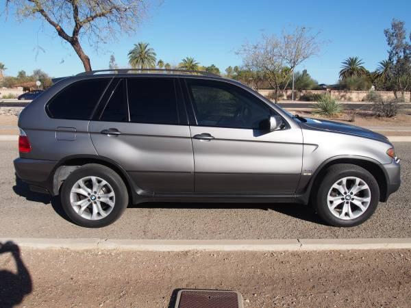 Photo 2006 BMW X5 4.4 AWD - $5,250 (CENTRAL TUCSON)