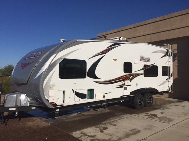 Pop A Lock Tucson >> 2015 Lance 2612 Toy Hauler $45900 | RV, RVs for Sale ...