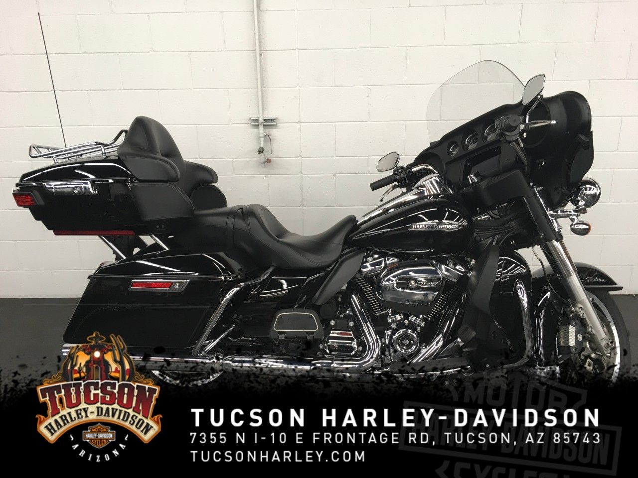 Photo 2019 Harley-Davidson Electra Glide Ultra Classic FLHTCU $17995