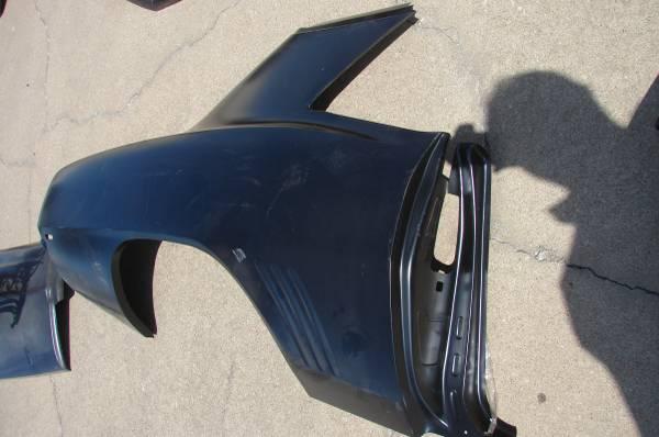 Photo 1969 Camaro NEW Right Full Quarter Panel SS 350 396 - $200 (tulsa)