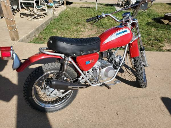 Photo 1971 Honda SL70 - $2995 (Okmulgee)