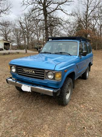 Photo 1983 Toyota FJ60 Land Cruiser - $18500 (Cleveland)