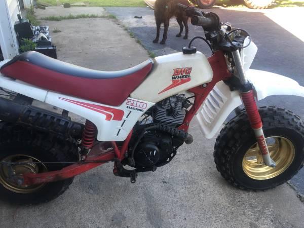 Photo 1986 Yamaha BW200 - $2800