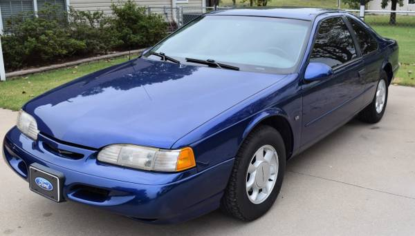 Photo 1995 Thunderbird, 26,373 Miles, 4.6L V8 - $6,500 (Claremore)