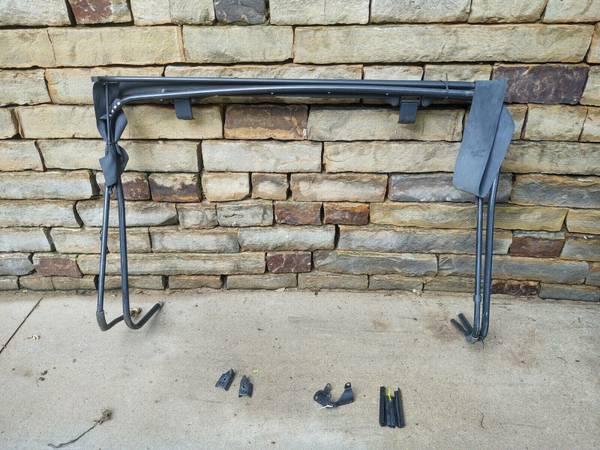 Photo 1997-2006 Jeep TJ Wrangler Factory Original Style Soft Top Frame Bows - $429 (Tulsa)