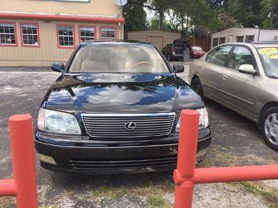 Photo 1999 Lexus LS400 - $5,488 (Tulsa)