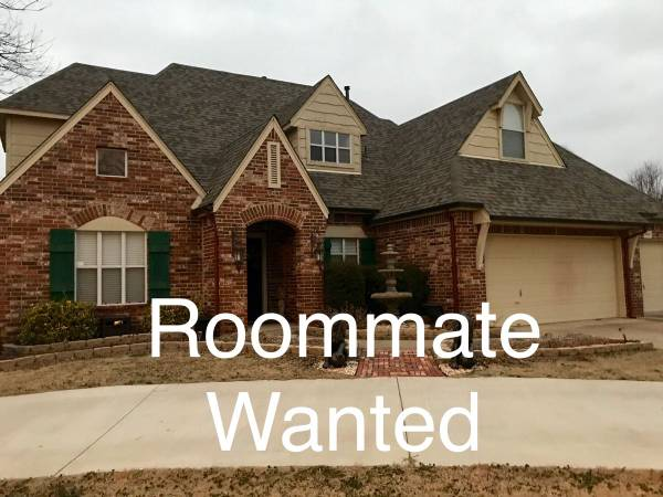 Photo 1 Room For Rent in Very Nice Huge Home, Hot Tub, WI-FI, ALL BILLS PD (Broken Arrow)
