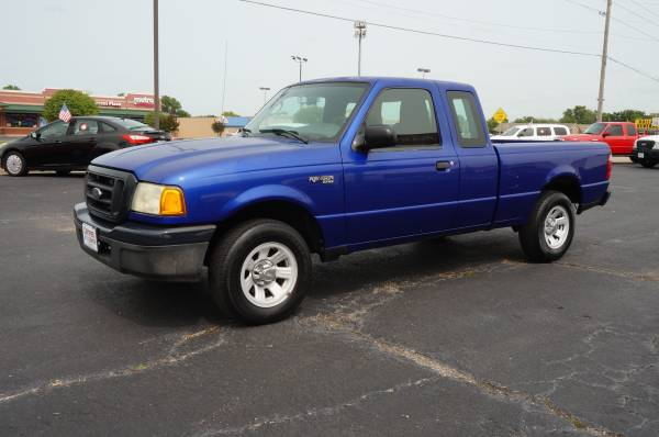 Photo 2005 Ford Ranger Super Cab 4 Door quot1 owner with ONLY 31,109 milesquot - $8,950 (tulsa)