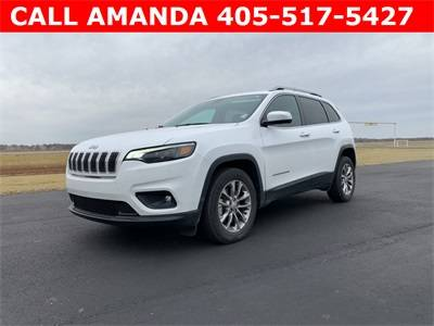 Photo 2019 JEEP CHEROKEE LATITUDE PLUS 1 OWNER 38K MILES LEATHER V6 - $18900 (WE OFFER SUPER LOW PAYMENTS AND WILL TAKE ANY TRADE)