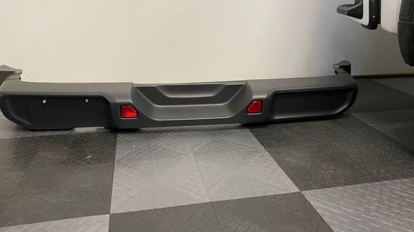 Photo 2020 Jeep Wrangler JL Rear Bumper - $95 (Broken Arrow)