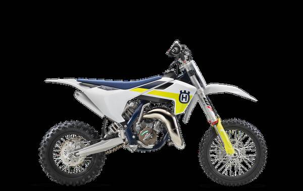 Photo 2021 HUSQVARNA TC 65 2 STROKE DIRT BIKE SALE PRICE - $5,199 (ROAD TRACK AND TRAIL)