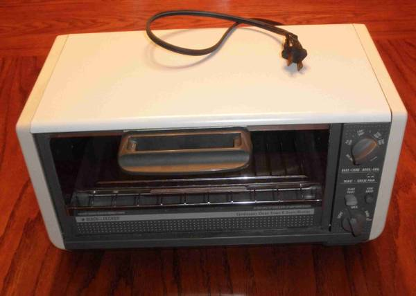 Photo BD Toaster Oven - $15 (Broken Arrow)