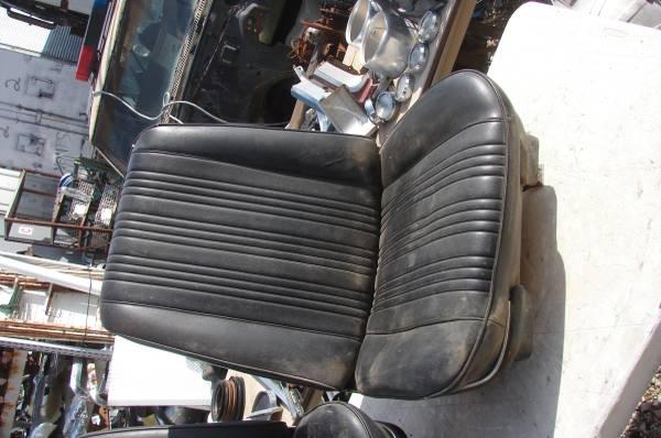 Photo Bucket Seats 1967 Chevelle GTO Cutlass 442 (Tulsa)