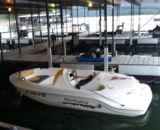 Photo Center Console 13ft NorthStar Jet Boat - $2,400 (Inola, OK)