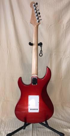 Photo Electric Guitar, Yamaha Pacifica - $125 (Broken Arrow)