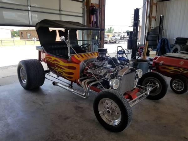 Photo Ford T Bucket - $19,995 (Wagoner)