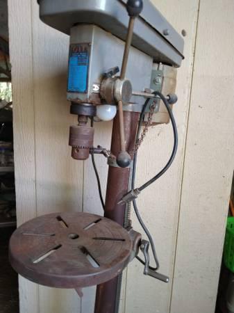 Photo Heavy duty floor drill press - $175 (Spavinaw, Ok)