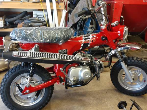 Photo Honda CT70 - $4000 (Collinsville)