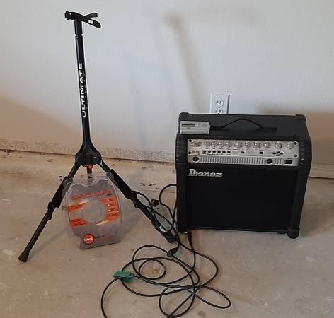 Photo Ibanez mimx30 guitar  - $89 (Broken Arrow)