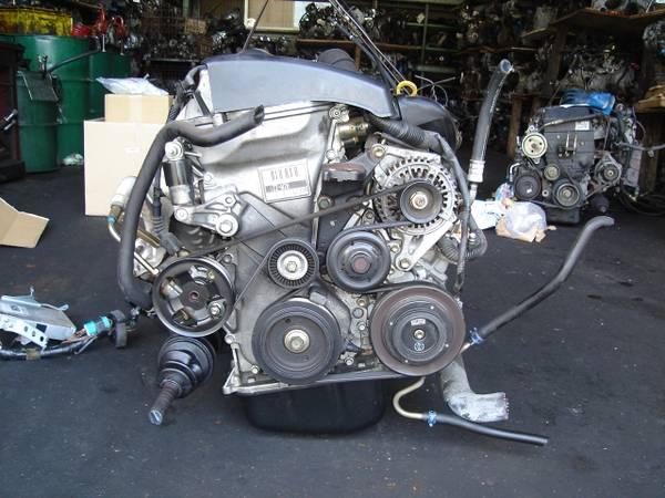 Photo JDM 1ZZ 00-05 Toyota Celica GT MR2 Spyder 1.8 Used  Rebuilt Engine (Garland)