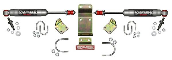 Photo Jeep Wrangler Steering Stabilizer Dual Kit - $60 (Bartlesville, OK)