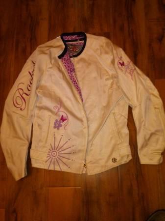 Photo Joe Rocket motorcycle jacket 2 - $40 (West tulsa)