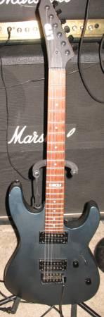 Photo LTD M-50 Guitar - $125 (Tulsa)