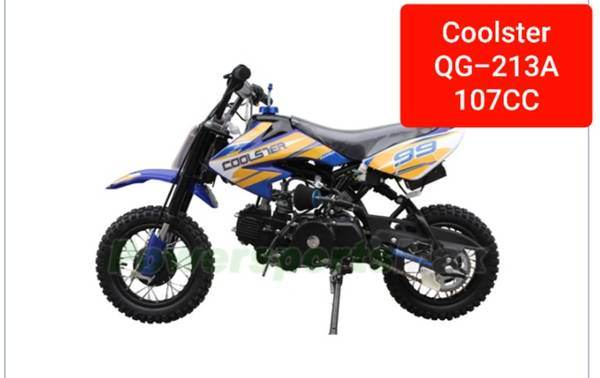 Photo NEW COOLSTER DIRT BIKES AND GO KARTS PRICES START AT $695.00 - $695 (26091 STATE HIGHWAY 51)