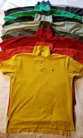 Photo Polo Ralph Lauren for Men - Classic Short-Sleeve Cotton Polo - Size L - $25 (Midtown)