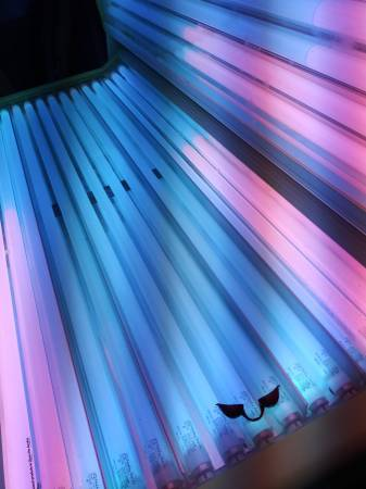 Photo Pro Sun Tanning Bed - $450 (Haskell)