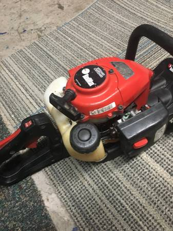 Photo REDMAX gas hedge trimmer - $299 (Tulsa)