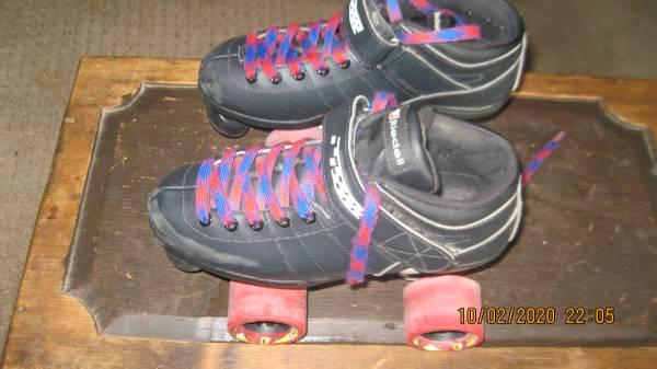 Photo Riedell Carrea Quad Speed Skates - $65 (SAPULPA)